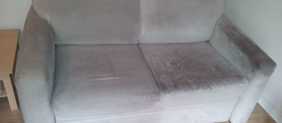When It's Time To Give The Sofa A Deep Clean, Call In The Experts