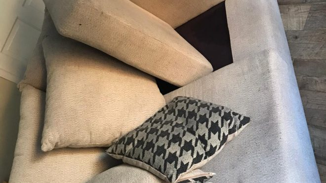 Your Sofa Needs More Than Just A Vacuum