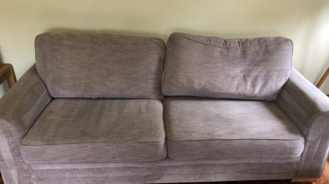 Help! Rookies Messed Up My Sofa