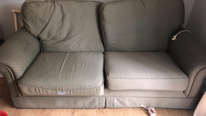 Sofa Cleaning Wicklow